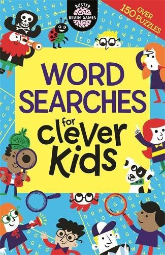 Wordsearches for Clever Kids (Buster Brain Games) [Idioma Inglés] (Buster Brain Games, 2)