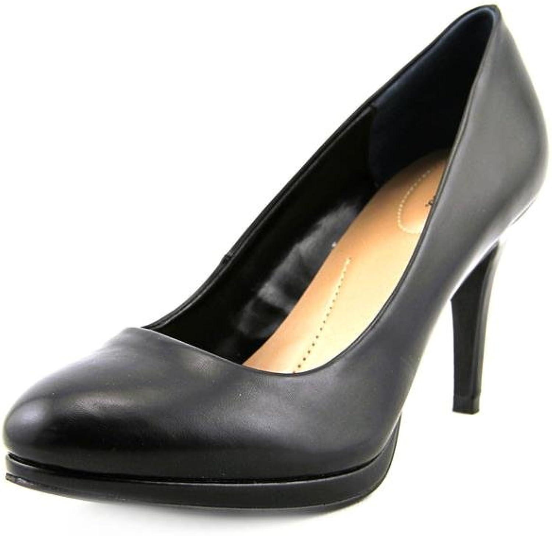 Style & Co Nikolete Women US 11 Black Heels