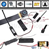 TrAdE Shop Traesio Spy Camera Spia HD WiFi P2P Telecamera Nascosta MICROCAMERA Detection 5MPX
