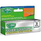 Curad Silver Solution Antimicrobial Gel 0.50...