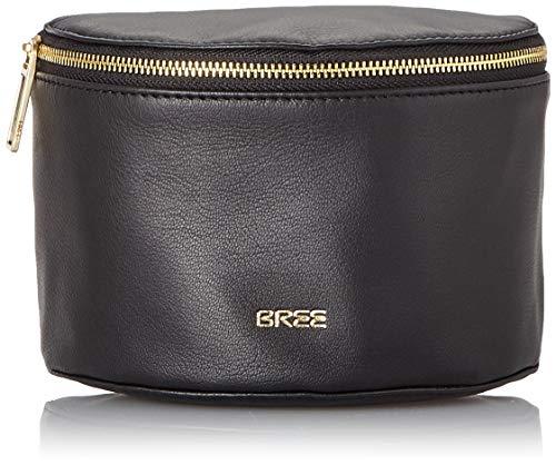 BREE Damen Privy 150 Taschenorganizer, Schwarz (Black), 10x8x15 cm