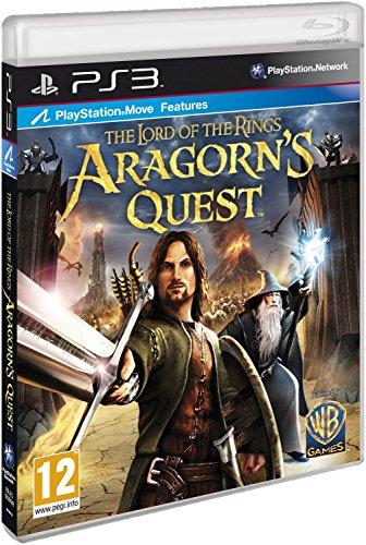 Lord of the Rings: Aragorn's Quest (PS3) [Edizione: Regno Unito]