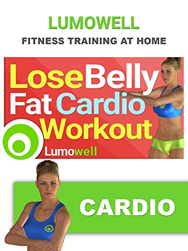 Lose Belly Fat Cardio Workout - 15 Minutes