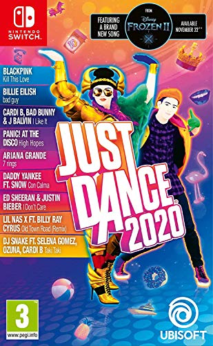 Just Dance 2020 - Nintendo Switch [video game]
