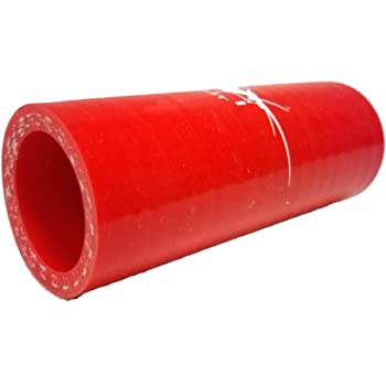 // 51mm to 57mm Red 76mm I33T Universal 3-Ply High Performance Straight Reducer Coupler Silicone Hose ID 2 to 2.25 Length 3 2 to 2 1//4 Inches