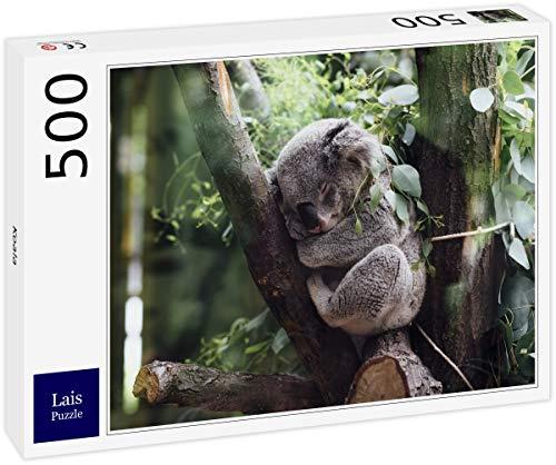 Lais Puzzle Koala 500 Pezzi