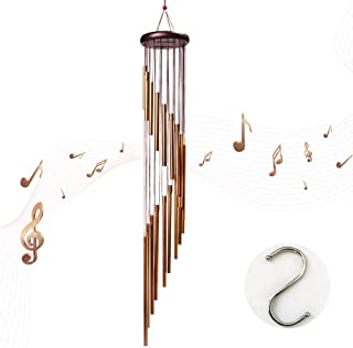 HAINABC Wind Chimes Outdoor, 35