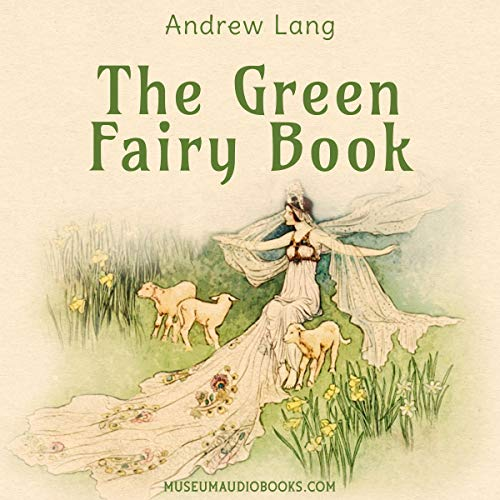 『The Green Fairy Book』のカバーアート