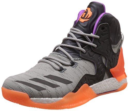 adidas D Rose 7 Primeknit BB8193 Herren Basketballschuhe Grau 50