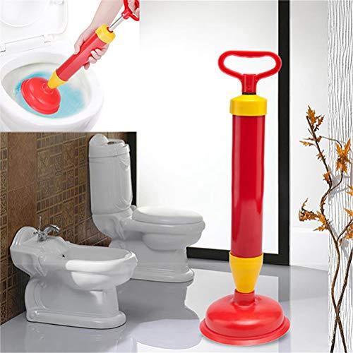 Hogedruk Krachtige Handmatige Gootsteen Plunjer Opener Schonere Pomp Voor Toilet Badkamer, Douche, Keuken Verstopte Pijp, Baggermachine Wc Wastafel Wastafel