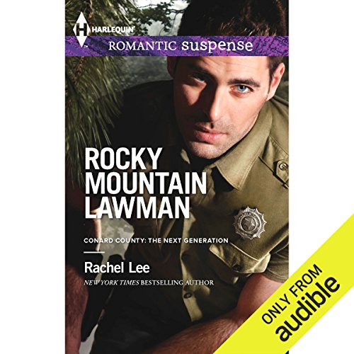 Rocky Mountain Lawman audiobook cover art
