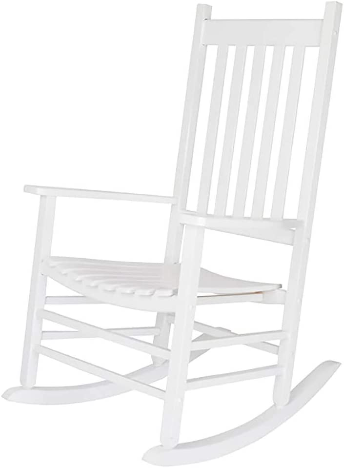 MYL Department store Outdoor Porch Garden Rocking Relax Chair Gorgeous Re Armchair Wooden