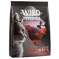 Wild Freedom Adult Cat Dry Food - 3 x 2kg (Spirit of America)