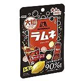 森永製菓 大粒ラムネ スーパーコーラ&レモン 38g ×10袋