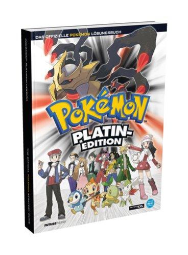 Pokémon Platin-Edition - Das offizielle Lösungsbuch