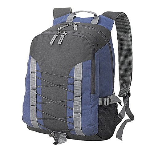 Shugon - sac à dos sport étudiants MIAMI 7690 backpack 26L - bleu
