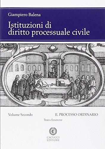 Istituzioni di diritto processuale civile: 2