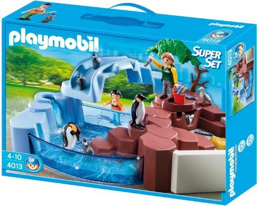 Playmobil 4013 - SuperSet Pinguinbecken
