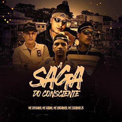 Dj Pedro feat. MC Cassiano, Mc Gudan, Mc Huguinho & MC Leozinho ZS