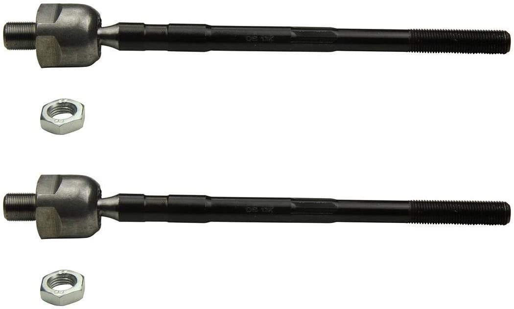 Auto DN 2X Ranking TOP6 Inner Steering Tie Nissan We OFFer at cheap prices Compatible Rod With End Mur