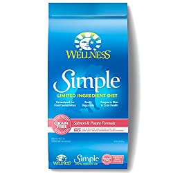 Wellness Simple Natural Grain Free Dry Limited Ingredient Dog Food,