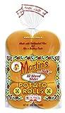 Martins 12 Sliced Slider Potato Rolls/Buns, 15 oz