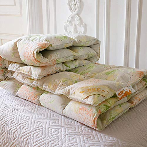 CHOU DAN ,Winter duvet 95 white goose down winter duvet thickened warm quilt quilt hotel single double quilt-200 * 230cm 4000g_6