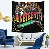 Wall Tapestry - Home Emancipation Freedom Jubilee...