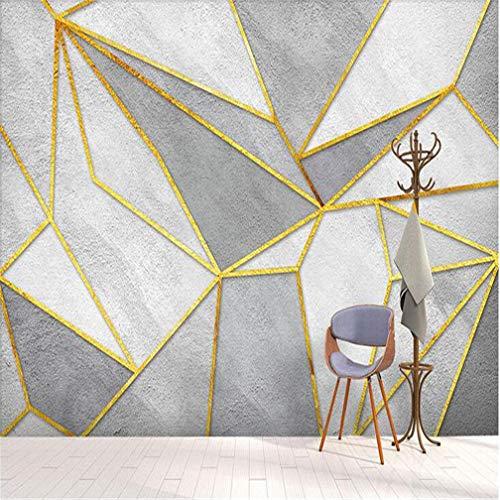 3D-fotobehang 275D, vlies, groot, mediterrane gepersonaliseerd, modern, wanddecoratie, grijs, imitatie van de structuur, cement, plafond, industrie, wand 300*210cm