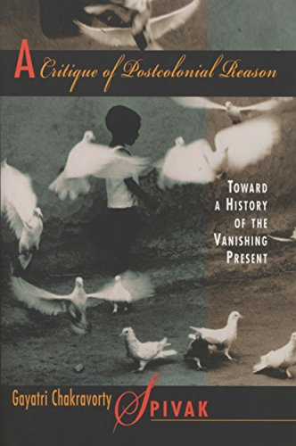 A Critique of Postcolonial Reason: Toward a History of the Vanishing Present (English Edition)