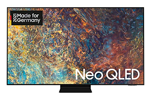 Samsung Neo QLED 4K TV QN90A 55 Zoll (GQ55QN90AATXZG), Quantum HDR 2000, Quantum-Matrix-Technologie, Motion Xcelerator Turbo+ [2021]