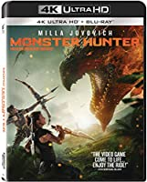 Monster Hunter [Blu-ray] (Bilingual)