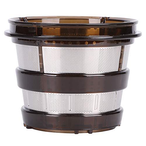 Limpio Juicer Filtrar, Requerido Repuesto Partes Juicer Licuadora Licuadora Requerido Cocina Artilugio Cocina con Inoxidable Acero y Abdominales por Hu9026