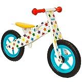 boppi (68 Wooden Balance Bike Stars