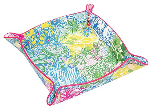 Lilly Pulitzer Valet Ring Cheek to Cheek One Size