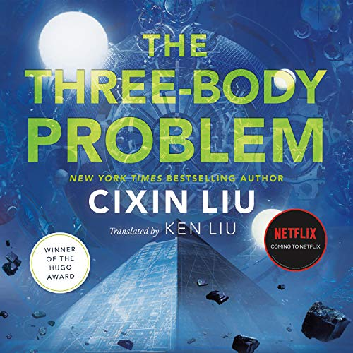 The Three-Body Problem Audiobook By Cixin Liu cover art