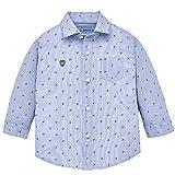 Mayoral - Camisa - para bebé niño azul celeste 18 meses