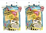Fungus Amungus Funguy Vac Pack Collection Batch with 5 1