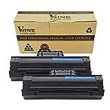 v4ink Toner ersetzt Samsung MLT-D111S/ELS MLT-D111S MLTD111S für Samsung Xpress M2070/M2070W M2026/M2026W M2070F/M2070FW M2022/M2022W M2020/M2020W Drucker, 1500 Seiten für Schwarz, 2 Stück
