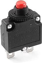AC 125V/250V 15A Push Button Circuit Breaker Protector