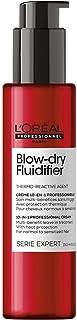 L'Oréal Professionnel Paris | Crema 10 in 1 professionale Blow Dry Fludifier Serie Expert, Protettore termico e anticresp...
