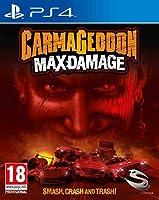 Carmageddon: Max Damage (PS4) by Sold Out [並行輸入品]