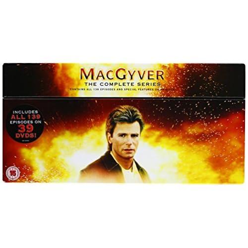 Macgyver - The Complete Series [Edizione: Regno Unito] [Edizione: Regno Unito]