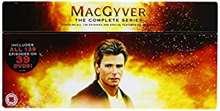 MacGyver The Complete Series [DVD] [1985] (B003N18O8S)   Amazon price tracker / tracking, Amazon price history charts, Amazon price watches, Amazon price drop alerts