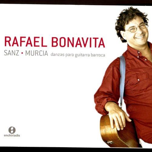 Gaspar Sanz - Santiago de Murcia: Danzas para guitarra