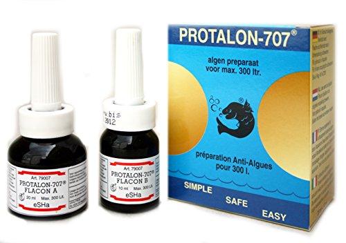 multihobbie® Rasenpflegemittel Protalon 707Esha Laboratorien wirksame Rasenpflegemittel Süßwasser Aquarien Teiche