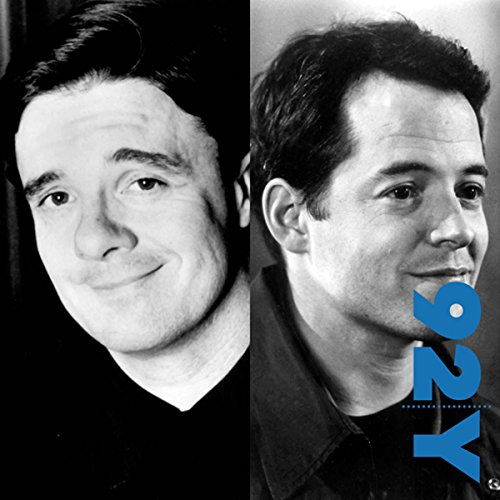 Nathan Lane, Matthew Broderick, and Joe Mantello Discuss The Odd Couple at the 92nd Street Y audiobook cover art