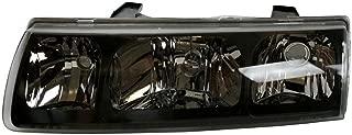 Prime Choice Auto Parts KAPST10084A1L Driver Side Headlight Assembly