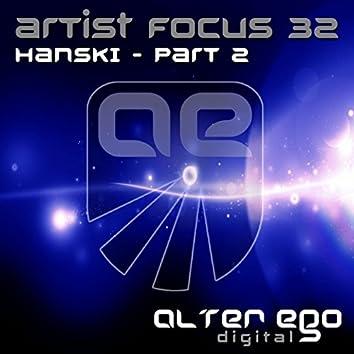 Artist Focus 32, Pt. 2