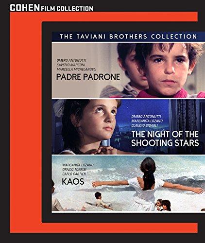 Taviani Brothers Collection: Kaos, Padre Padrone, Night of the Shooting Stars [Blu-ray]